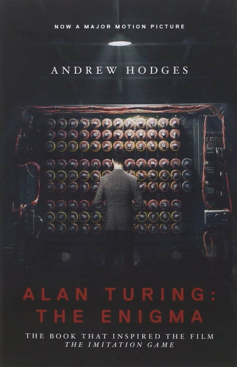 Alan Turing: The Enigma by Andrew Hodges | Math Books | Abakcus