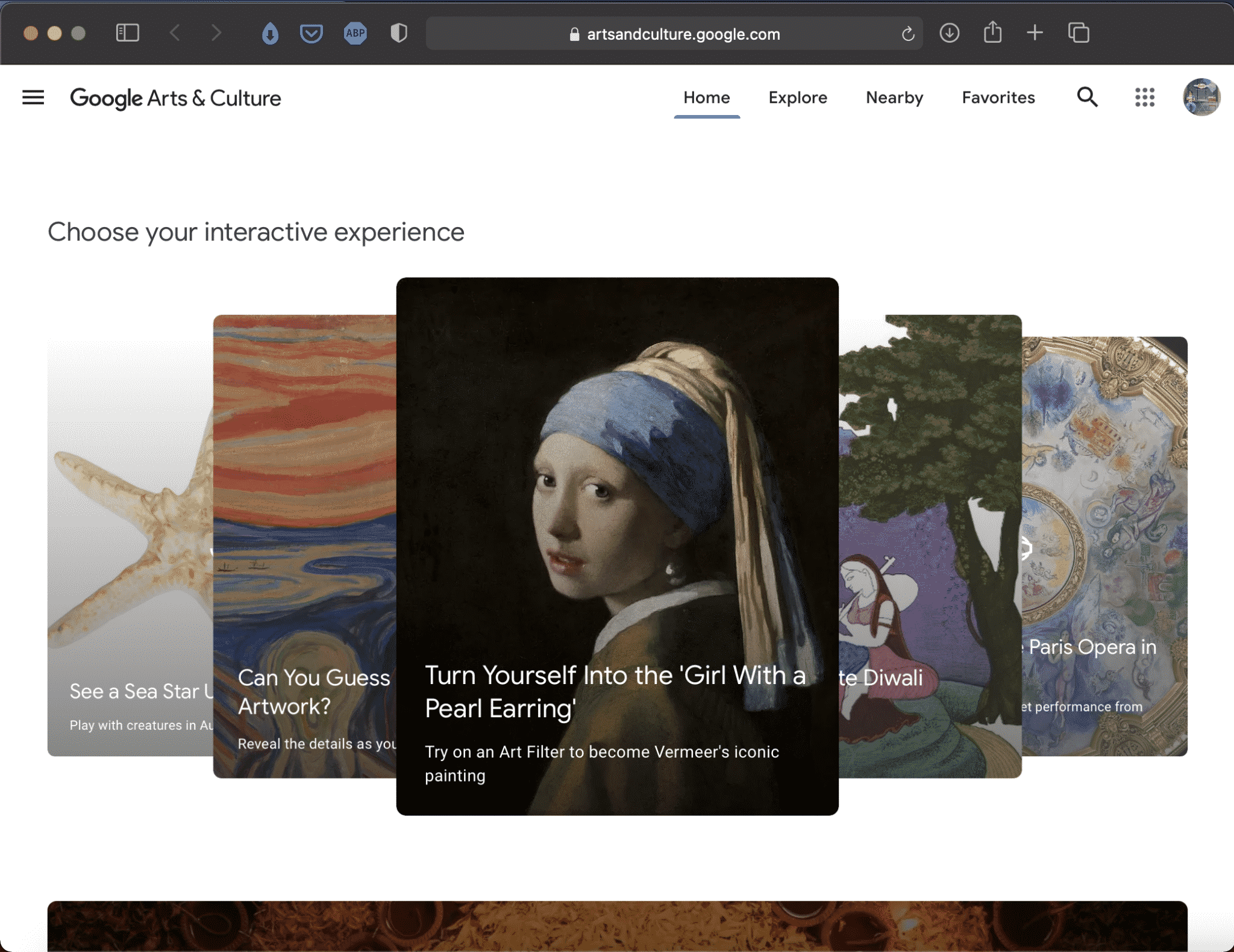 Google Arts & Culture | Online Tools for Teaching & Learning | Abakcus