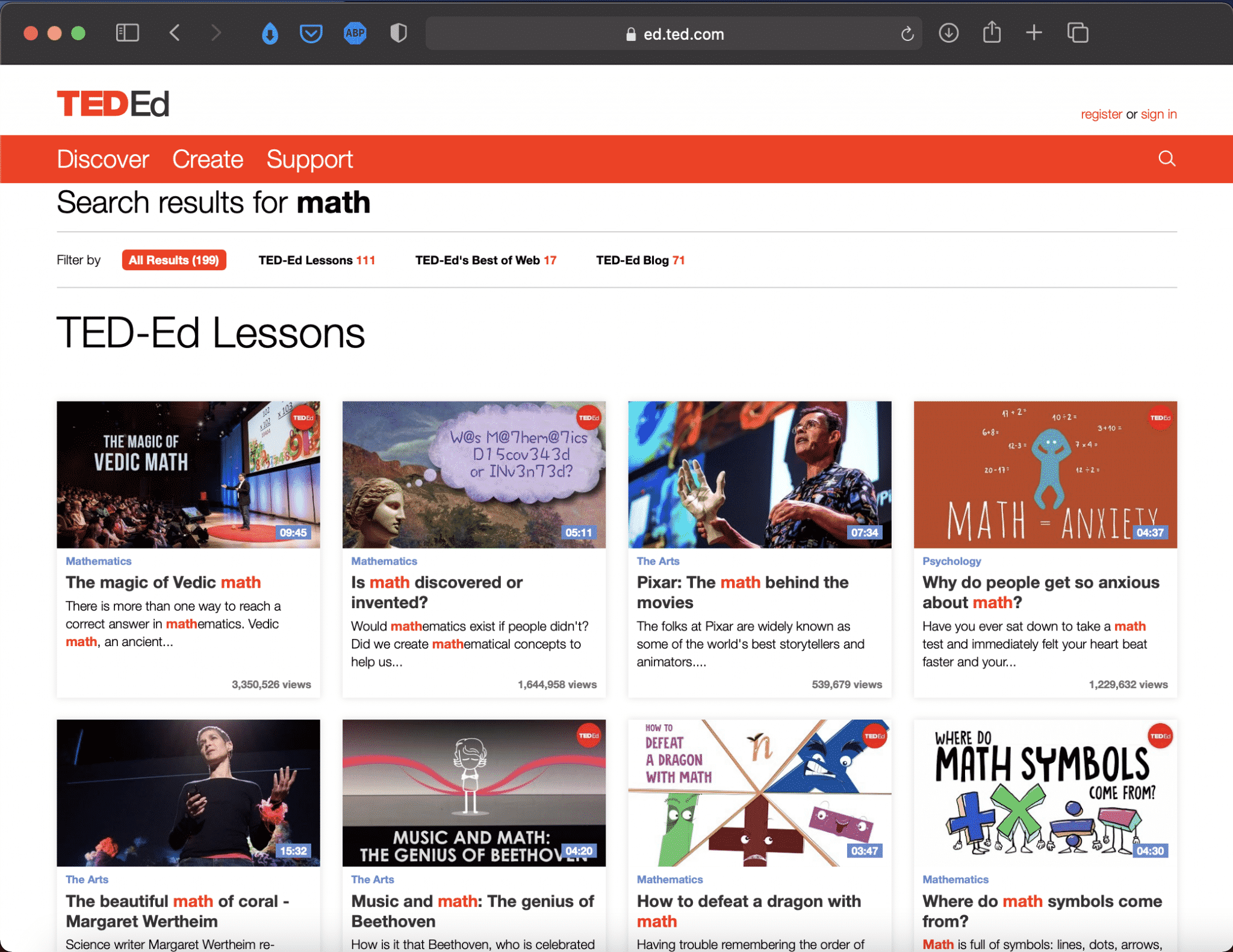 TED Ed | Online Tools for Teaching & Learning | Abakcus