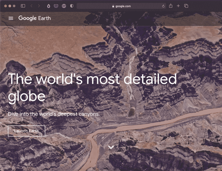 Google Earth | The World's Most Detailed Globe | Abakcus