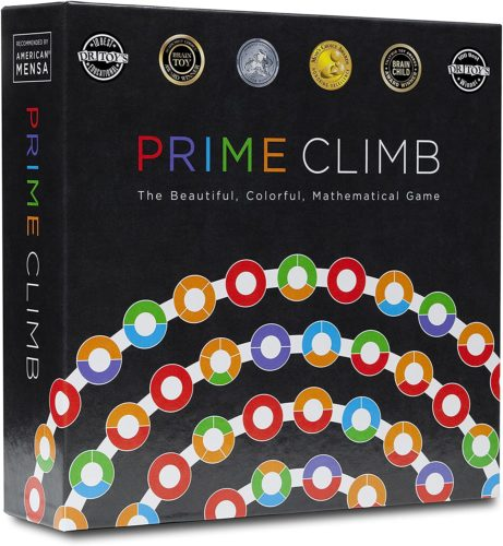 Prime Climb Mathematical Game