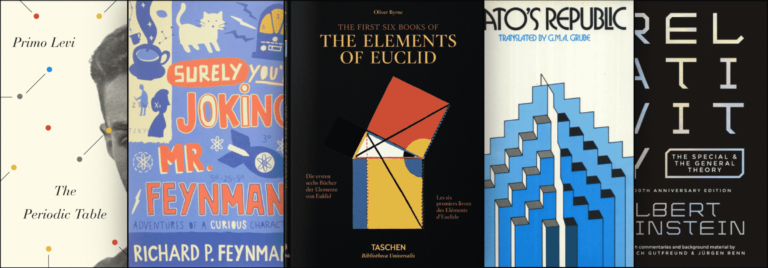 Great Classical Books By Legendary Scientists and Mathematicians