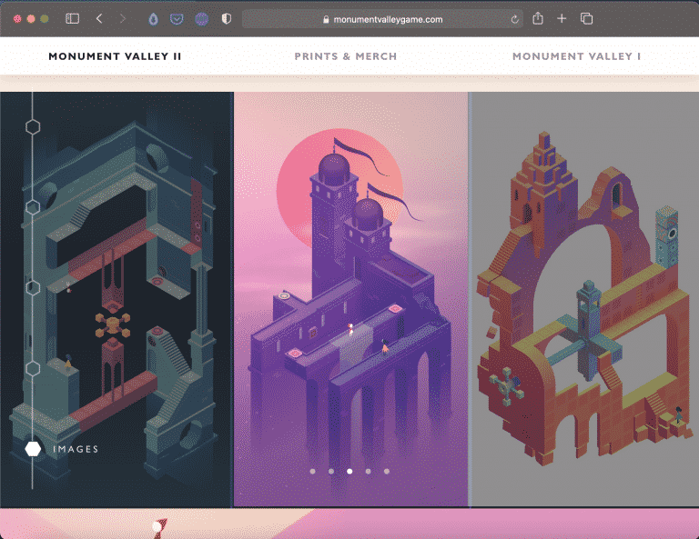 Monument Valley 2   A Beautiful Indie Puzzle Game   Abakcus