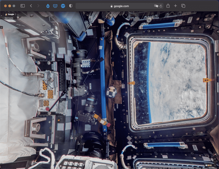 Space Vehicle Mockup Facility | Google Maps | Tools | Abakcus