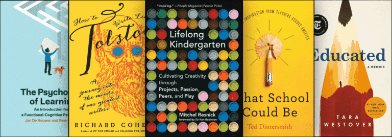 The Best Books for Teachers