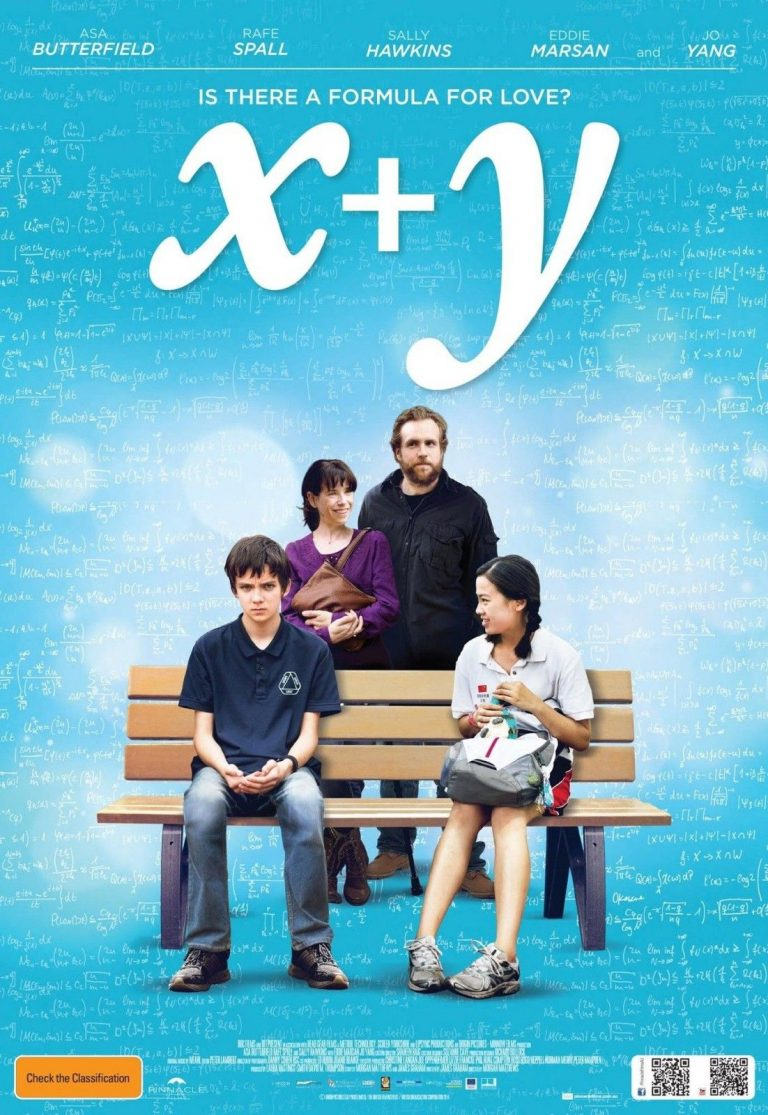 A Brilliant Young Mind   X+Y   Mathematics Movie   Abakcus