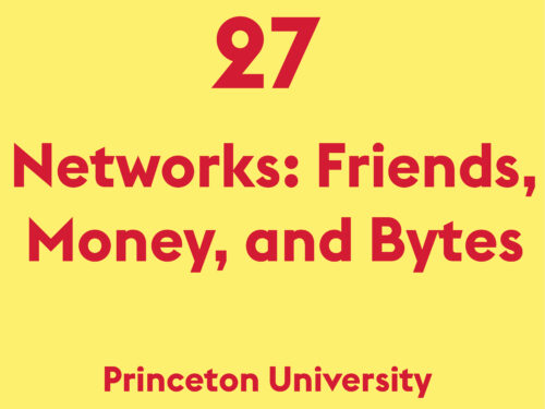 Networks: Friends