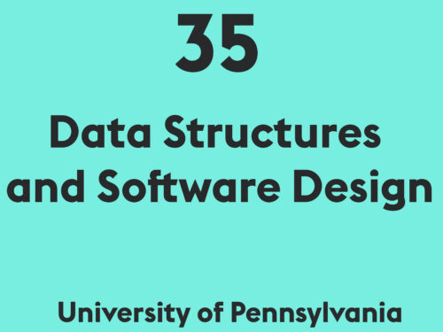 Data Structures and Software Design