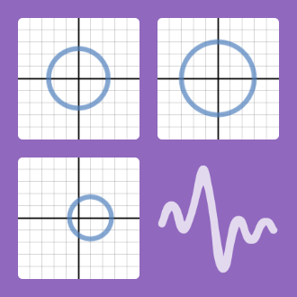 Polygraph: Circles and Ellipses