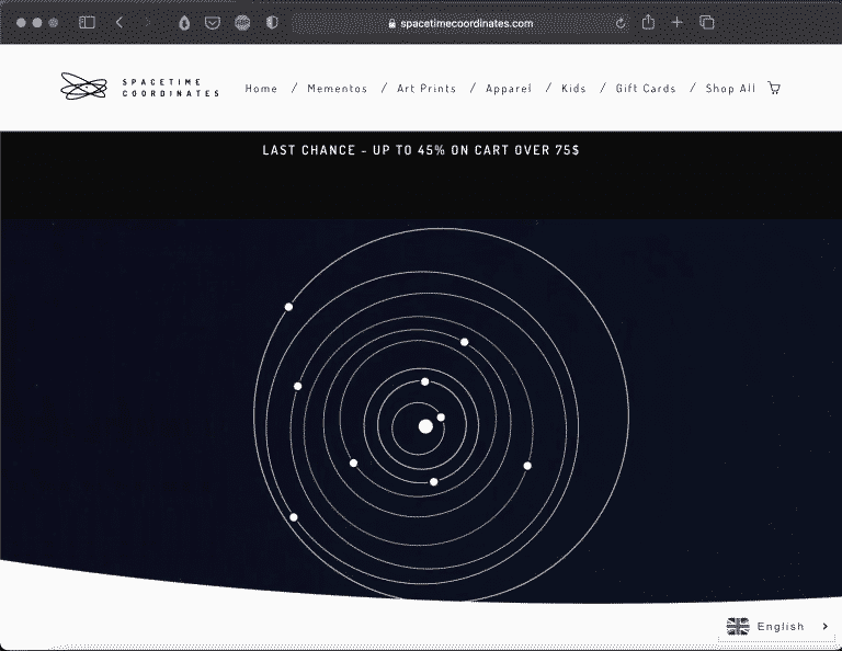 The Spacetime Project: Space Coordinates | Tools | Abakcus