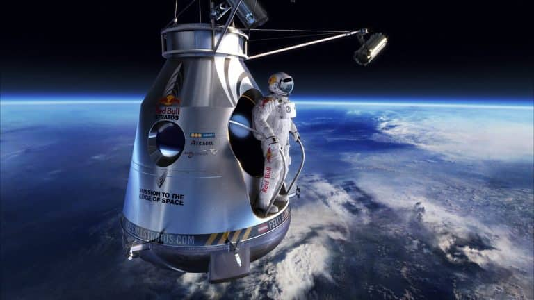 The Man Who Fell From Space: Felix Baumgartner | Article | Abakcus
