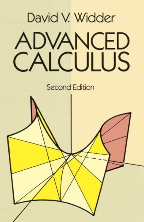 Advanced Calculus: Second Edition by David V. Widder | Books | Abakcus