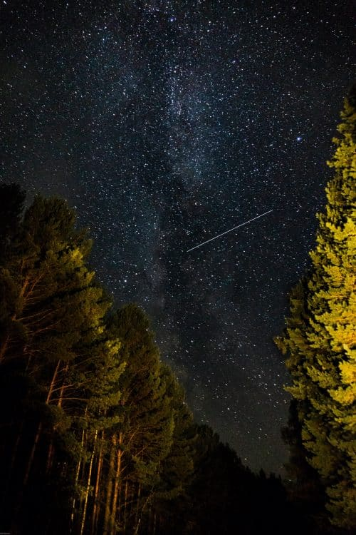 How to Photograph a Meteor Shower 10