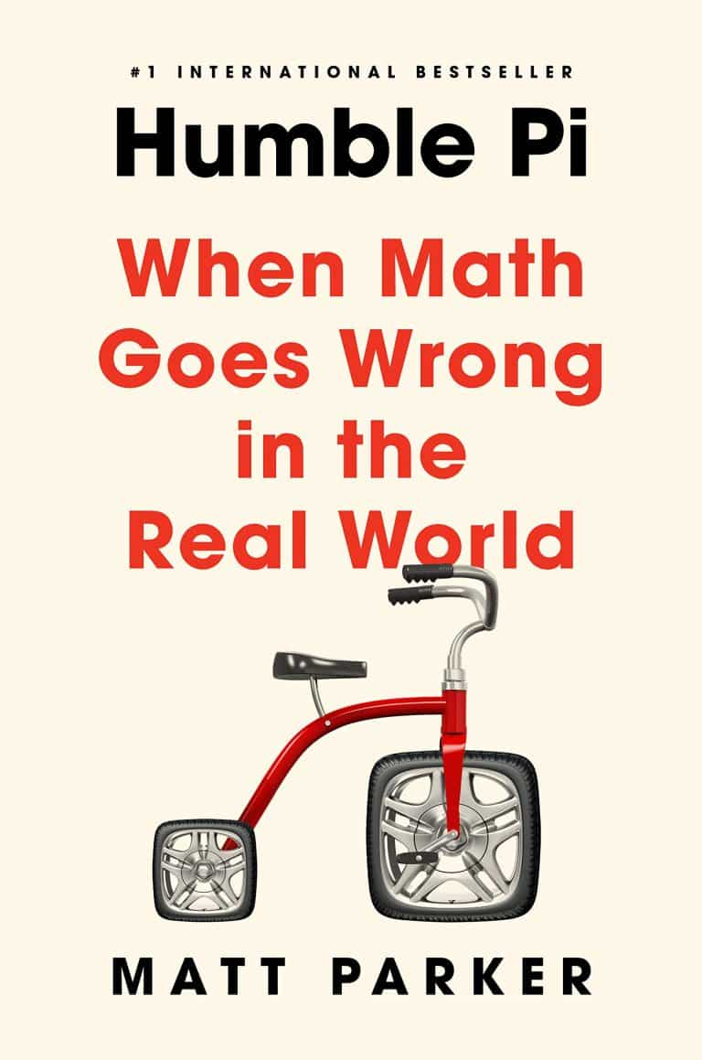 Humble Pi When Math Goes Wrong in the Real World | Book | Abakcus