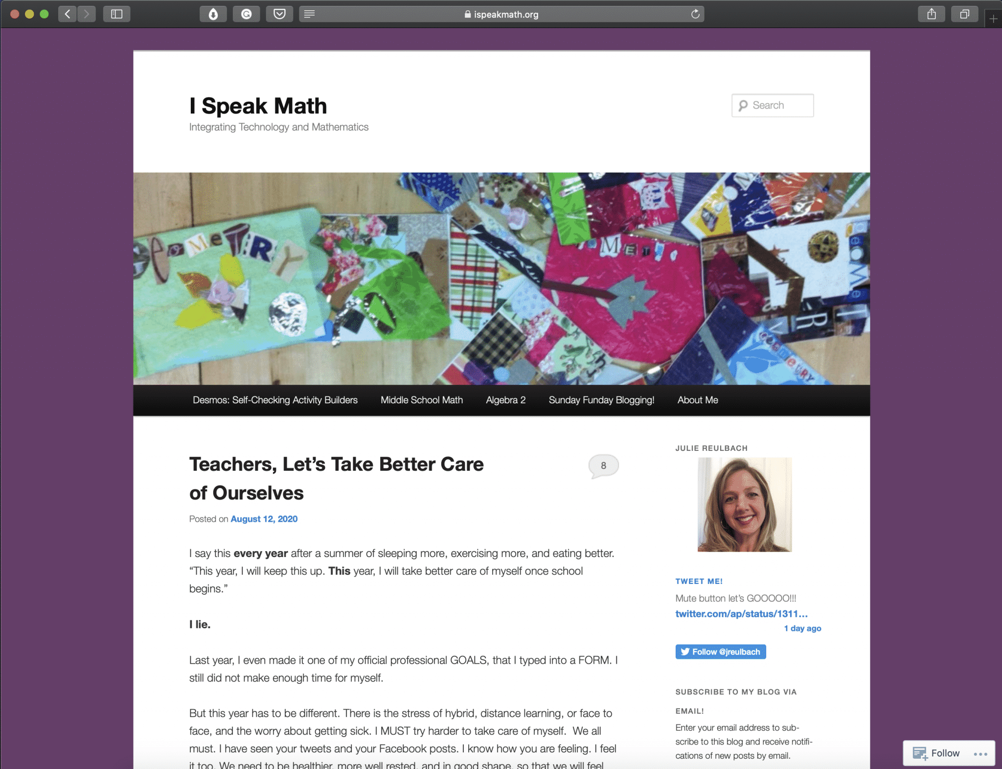 I Speak Math | Best Math Blogs Directory | Abakcus