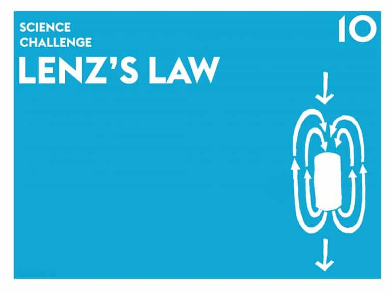 Lenz's Law Dyson Science DIY Project