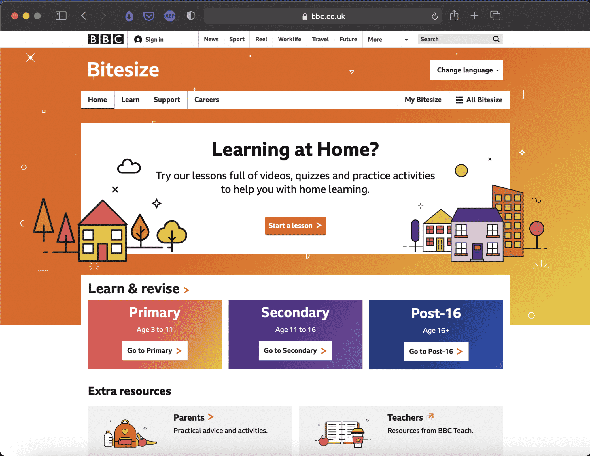 BBC Bitesize | Beautiful Tool for Students | Abakcus