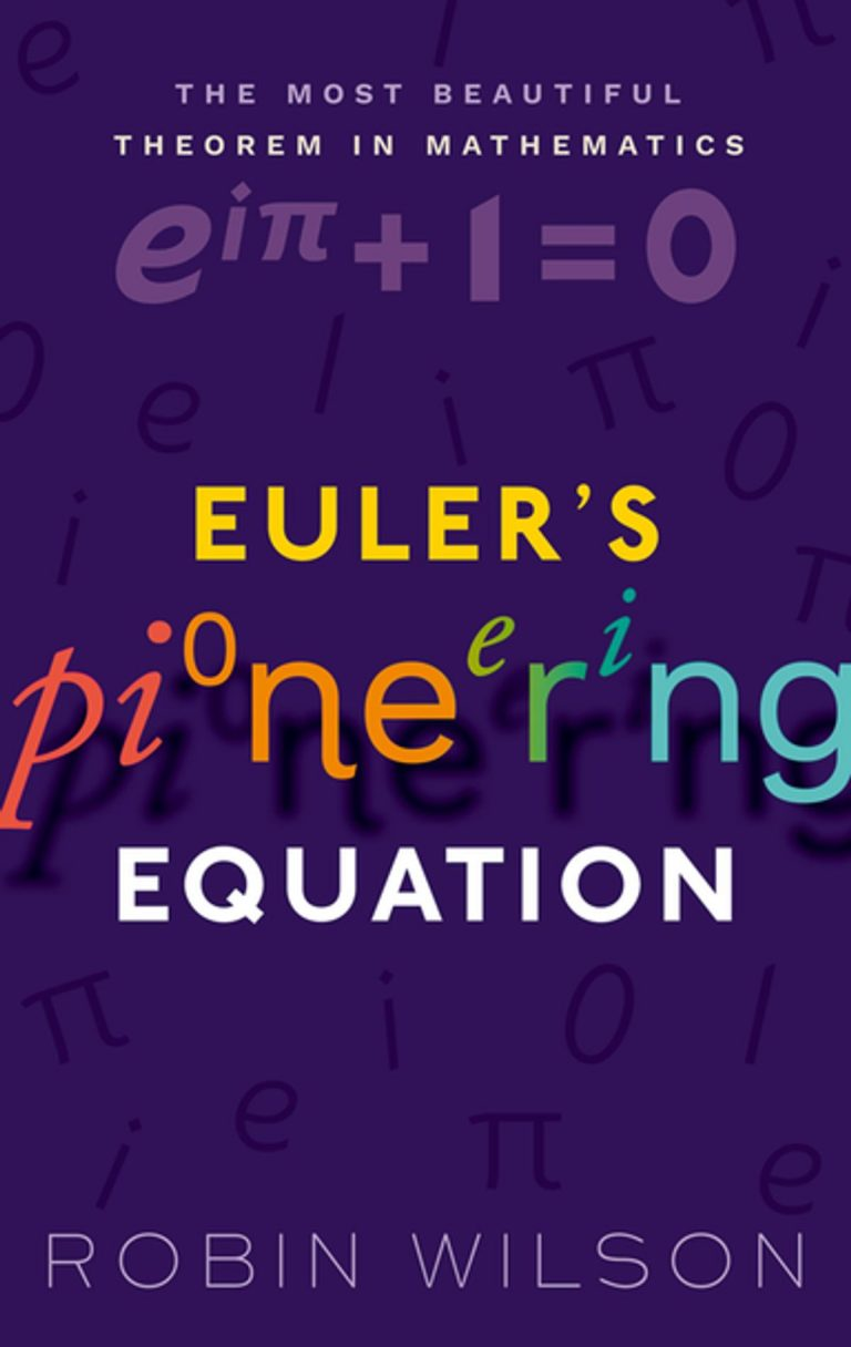 Euler's Pioneering Equation by Robin Wilson | Math Books | Abakcus