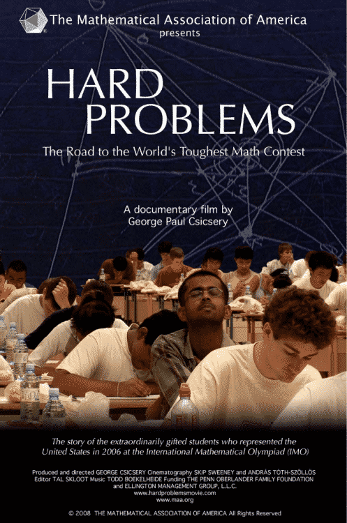 Hard Problems: The Road to the World's Toughest Math Contest | Abakcus