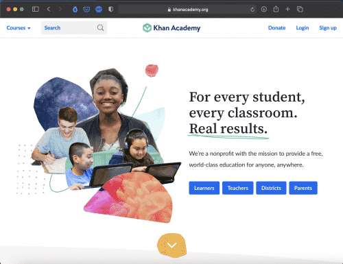 Khan Academy | Free Online Courses & Lessons for Students | Abakcus
