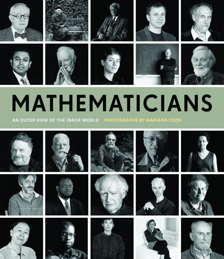 Mathematicians An Outer View of the Inner World | Math Book | Abakcus