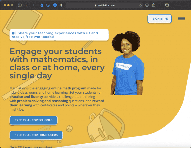 Mathletics | Websites for Teaching and Learning | Abakcus