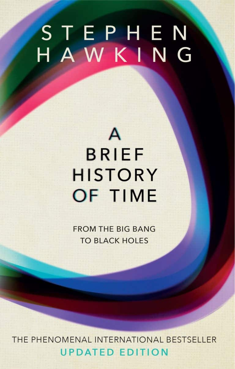 A Brief History of Time Stephen Hawking | Math Books | Abakcus