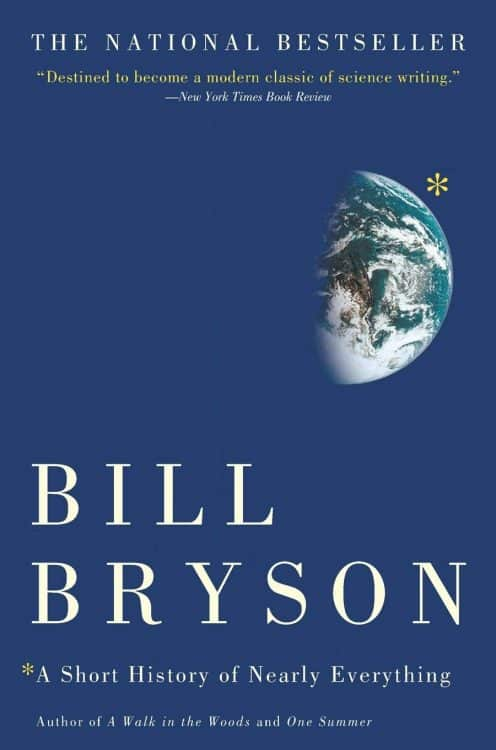 A Short History of Nearly Everything Bill Bryson | Math Books | Abakcus