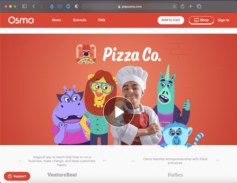Pizza Co. by Osmo | Cooking Up Math and Money Skills | Abakcus