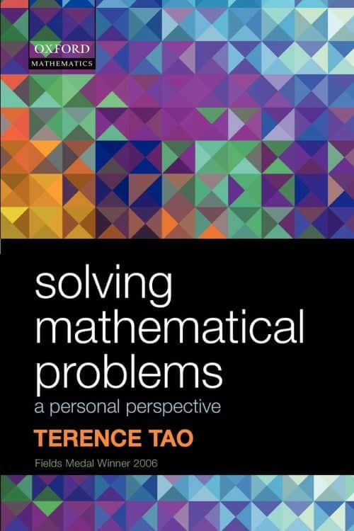 Solving Mathematical Problems Terence Tao | Math Books | Abakcus