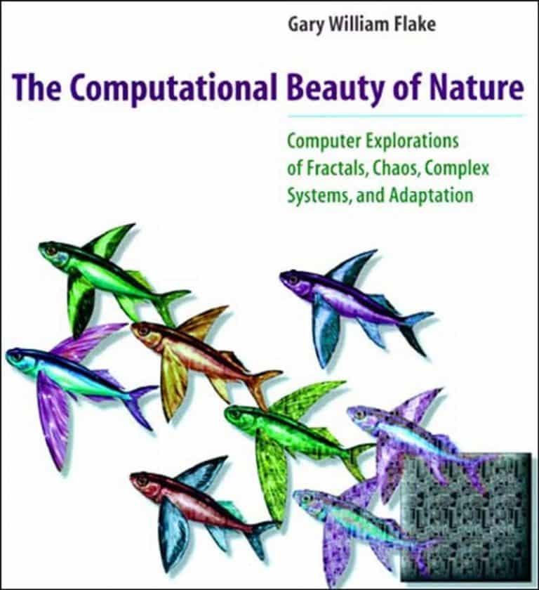 The Computational Beauty of Nature- Computer Explorations of Fractals, Chaos, Complex Systems, and Adaptation | Math Books | Abakcus