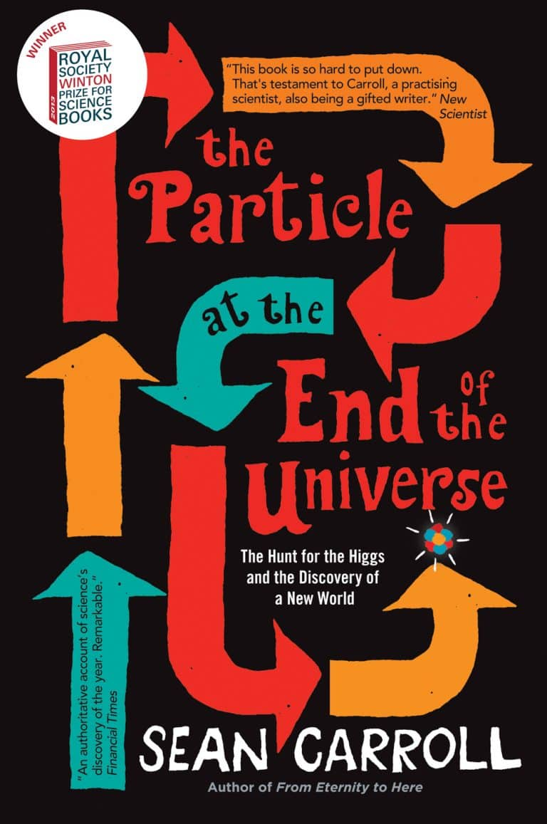 The Particle at the End of the Universe Sean Carroll | Math Books | Abakcus