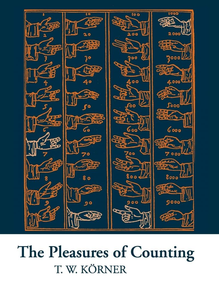 The Pleasures of Counting T.W. Korner | Math Books | Abakcus