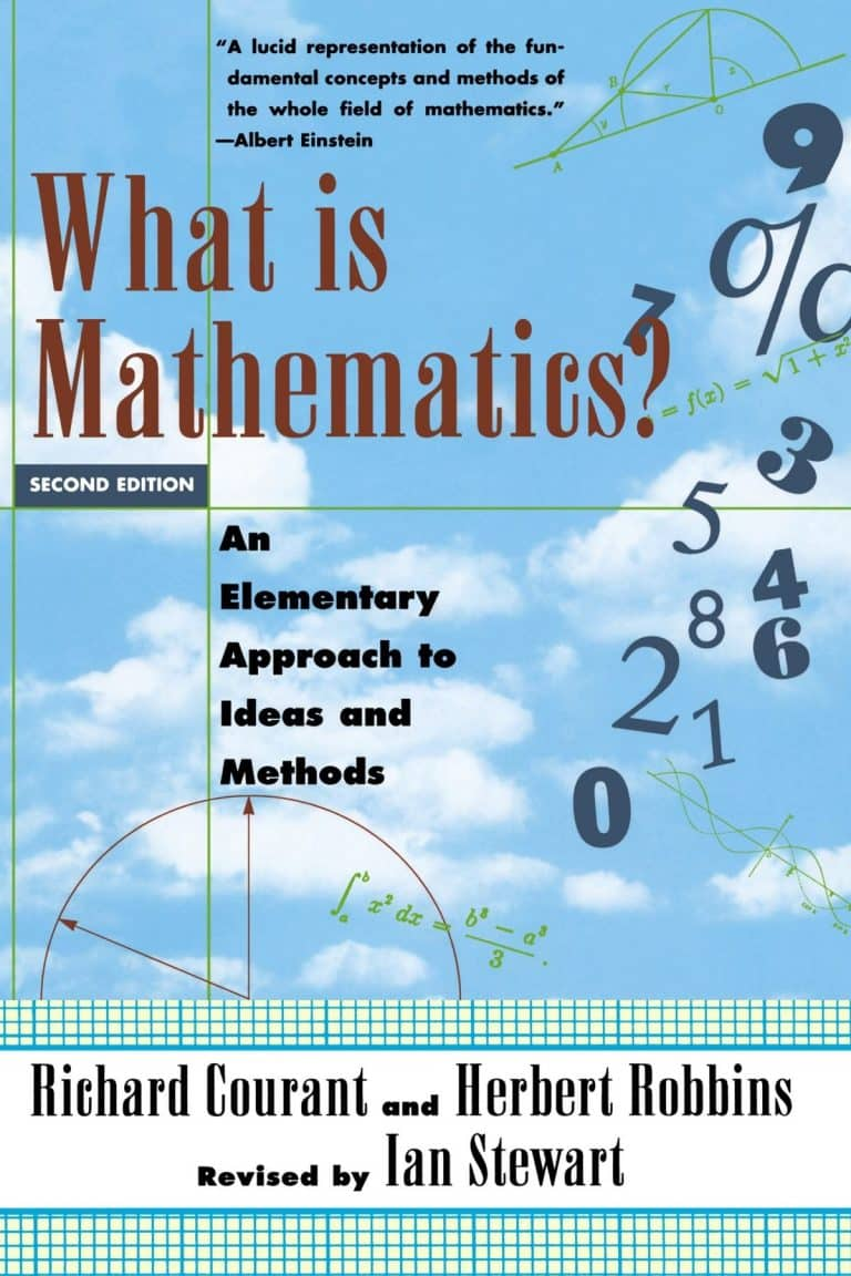 What is Mathematics? R. Courant & H. Robbins | Math Books | Abakcus
