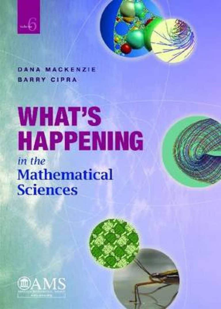 What's Happening in the Mathematical Sciences D. MacKenzie and B. Cipra | Math Books | Abakcus