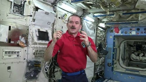 How Astronaut's Vision is Altered in Space?