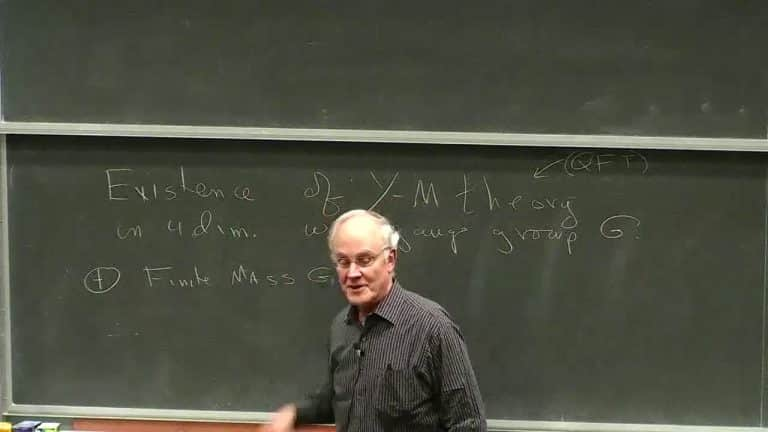 David Gross - Is Mathematics Invented or Discovered?
