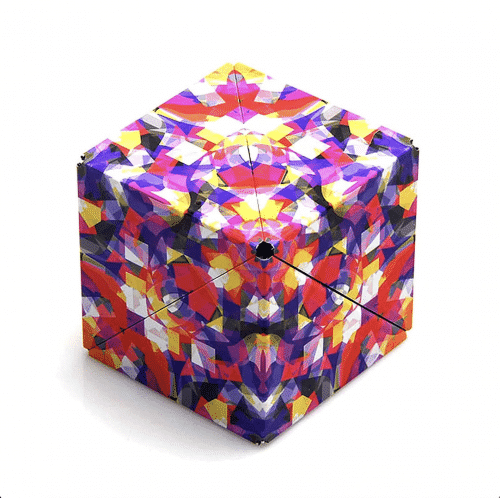 Shashibo | Beautiful Shape Shifting Box Toy | Abakcus