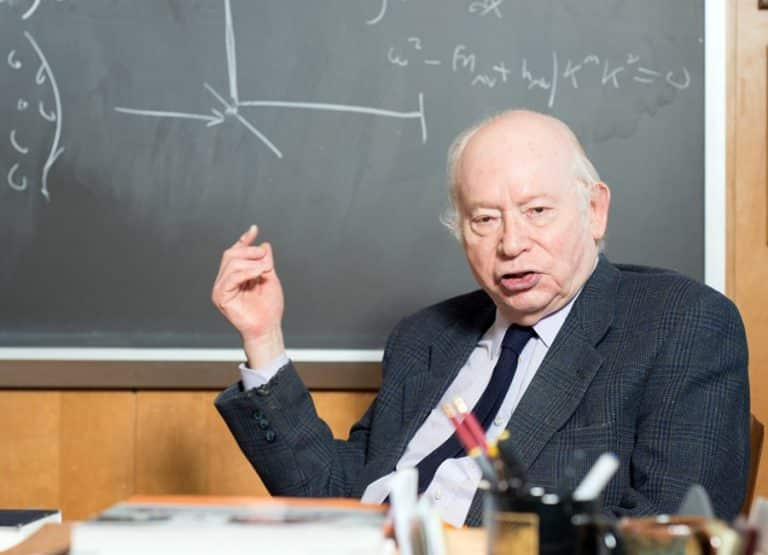 Steven Weinberg | Interview | Is Mathematics Invented or Discovered?