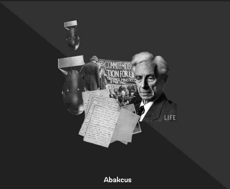 Bertrand Russell's Letters from the Brixton Prison | Directory | Abakcus