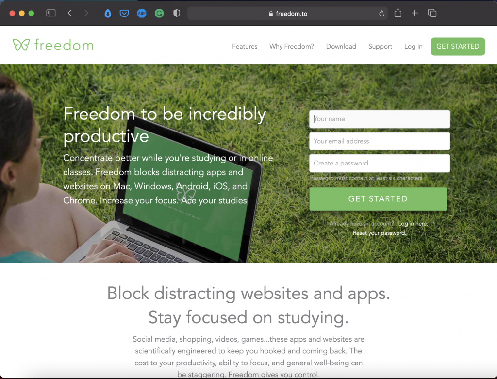Freedom   Best Writing Applications & Tools   Abakcus