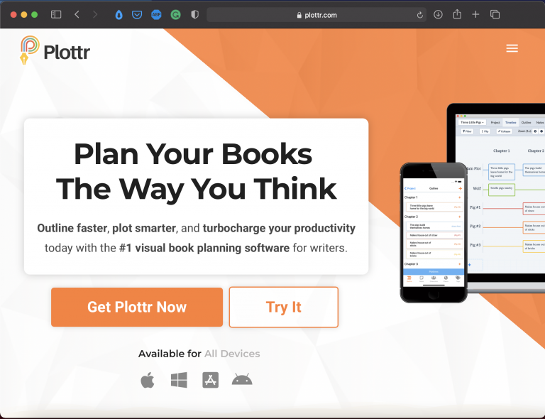 Plottr   Best Writing Applications & Tools   Abakcus