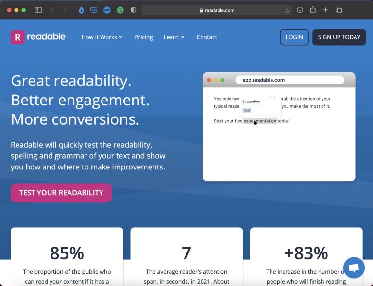 Readable   Best Writing Applications & Tools   Abakcus