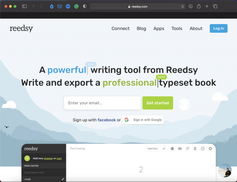 Reedsy   Best Writing Applications & Tools   Abakcus