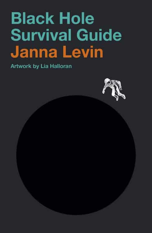 Black Hole Survival Guide by Janna Levin | Physics Book | Abakcus