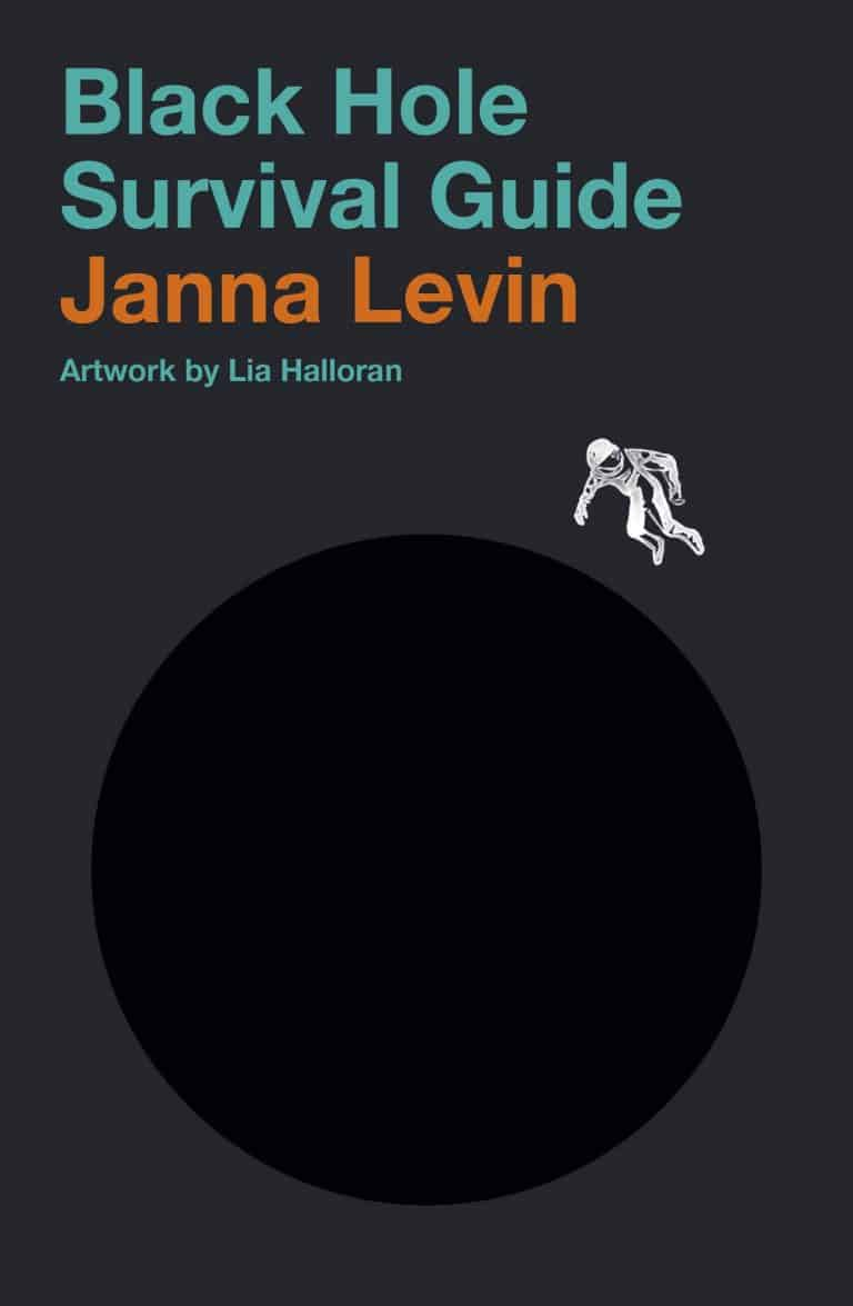 Black Hole Survival Guide by Janna Levin   Physics Book   Abakcus