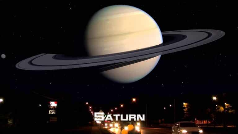 If the Moon were Replaced with Some of Our Planets at Night