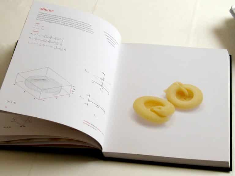 Pasta by Design Parametric Pasta