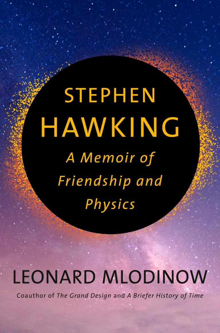 Stephen Hawking: A Memoir of Friendship and Physics   Books   Abakcus