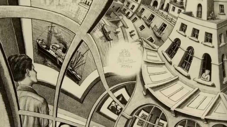 The Mathematical Art Of M.C. Escher | Video | Abakcus